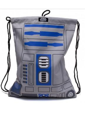 Bolsa gimnasio R2D2 Star Wars