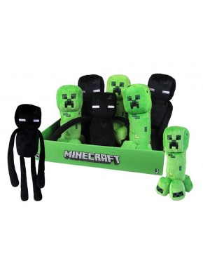 Peluches Enderman Minecraft 18 cm