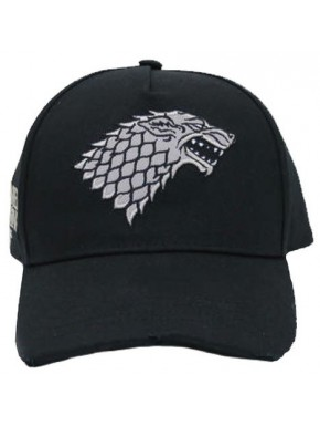 Gorra Stark Juego de Tronos Winter is Coming