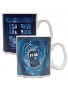 Taza Térmica Doctor Who Time Lord