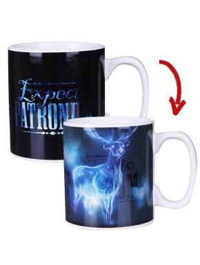 Taza térmica Harry Potter Expecto Patronus