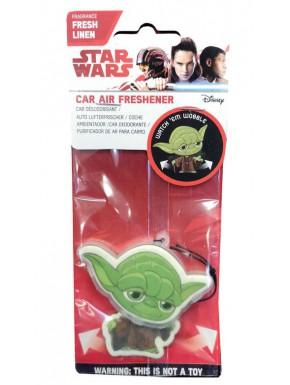 Ambientador coche Star Wars Yoda Móvil