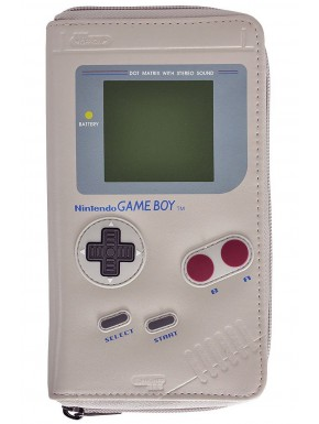 Cartera Larga Nintendo Game Boy