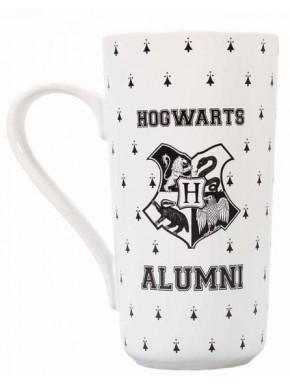 Taza Harry Potter latte Hogwarts Alumni