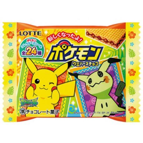 Pokemon Wafer Chocolate