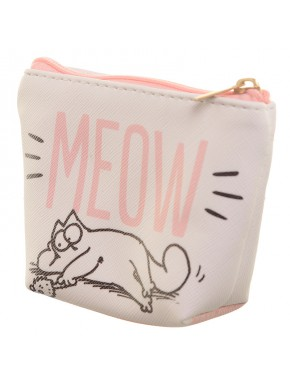 Estuche Monedero Simon's Cat Meow