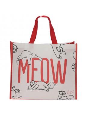 Bolsa de la compra Simon's Cat Meow
