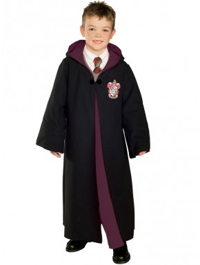Túnica Harry Potter Gryffindor Niño