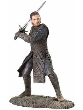 Figura Jon Snow Juego de Tronos Dark Horse 20 cm
