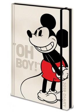 Libreta Diario Disney Mickey Mouse Vintage