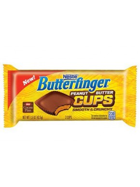 Snack Butterfinger Cups 2 Chocolates Crema de Cacahuete