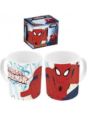Taza Ultimate Spider-Man Marvel