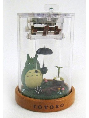 Caja de Música Totoro Paraguas 12 cm