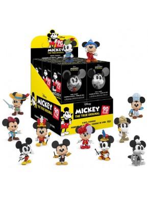 Minifigura Sorpresa Mickey Mouse 90 Aniversario Disney Funko