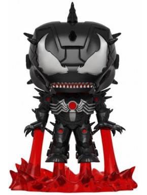 Funko Pop! Venom Traje Iron Man
