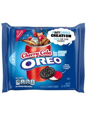 Oreo sabor Cherry Cola Edición Limitada