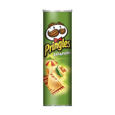 Pringles sabor Jalapeño