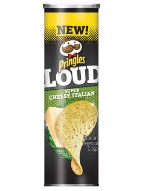 Pringles sabor Italian Chessy