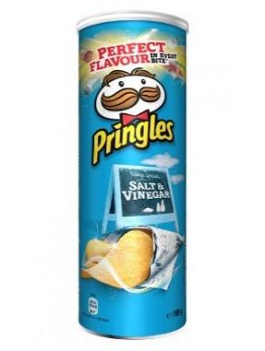 Pringles sabor Sal y Vinagre