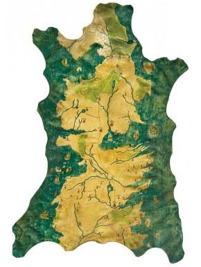 Réplica 1:1 Mapa Poniente Juego de Tronos