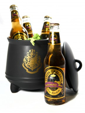 Pack cerveza Harry Potter cubo chorreante