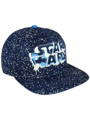 Gorra Star Wars Brillo en la oscuridad