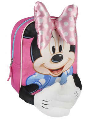 Mochila Infantil Disney Minnie Mouse