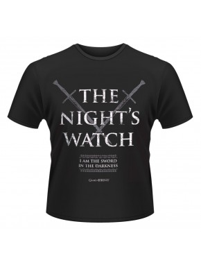 Camiseta Juego de Tronos Night Watch