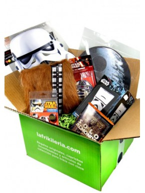 Caja sorpresa especial Star Wars Day