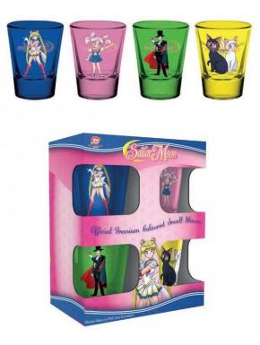 Vasos Chupito Sailor Moon Personajes