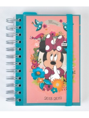 Agenda 2018 - 2019 Minnie Mouse Disney