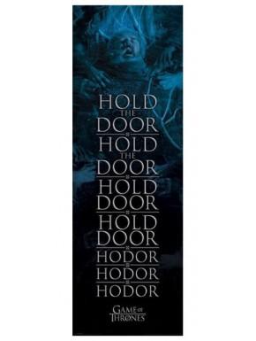 Poster gigante Hodor Juego de Tronos