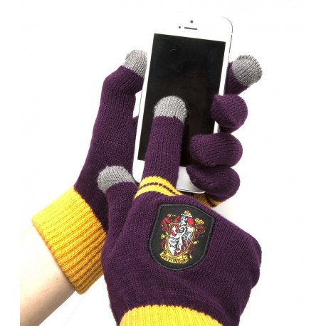 Guantes Harry Potter Gryffindor etouch