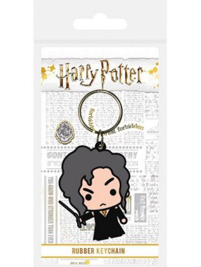Llavero Bellatrix Chibi Harry Potter