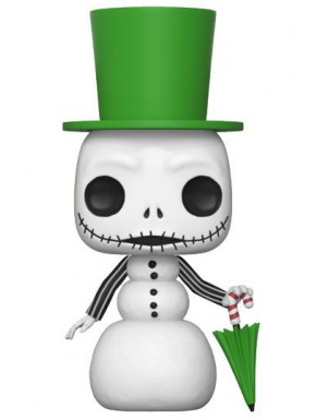 Funko Pop! Snowman Jack Skellington