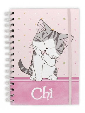 Libreta Cuaderno A5 Dulce Hogar de Chi