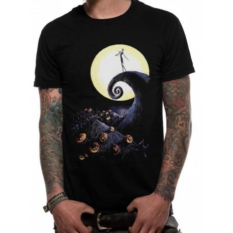 Camiseta Charlie y la fábrica de chocolate Gold