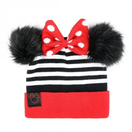 Gorro niña Minnie Mouse Disney por solo 16.90 € - lafrikileria.com 6932d1fb7dd