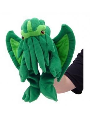 Peluche marioneta Cthulhu Lovecraft
