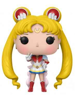 Funko Pop! Sailor Moon: Crisis Outfit Ed. limitada
