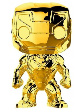 Funko Pop! Iron Man (Chrome)