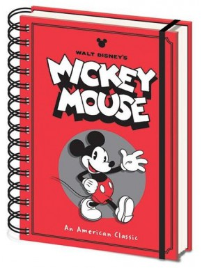Libreta Disney Mickey Mouse