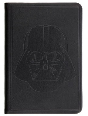 Libreta Premium A6 Darth Vader Star Wars