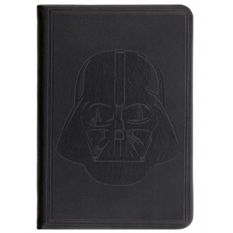 Libreta Premium A6 Darth Vader Star Wars