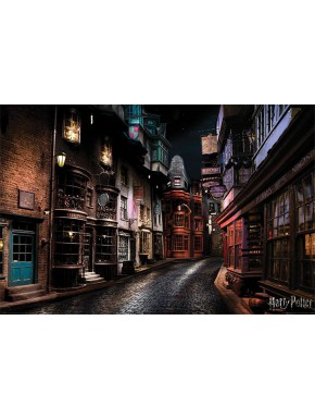 Poster Harry Potter Diagon Alley