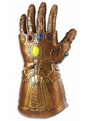 Réplica 1:1 Guantelete del Infinito Thanos electrónico Hasbro