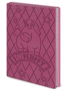 Libreta Premium A6 Mi villano favorito Unicornio