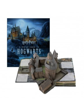 Libro guía Pop-up de Hogwarts Harry Potter