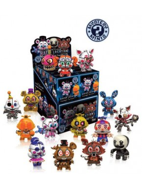 Minifigura Sorpresa Five Nights at Freddy's Funko Mystery Mini