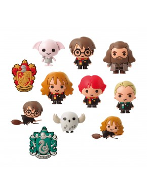 Llavero 3D Sorpresa Harry Potter Kawaii